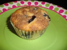 Tasty Tuesday: Blueberry Muffins - I Heart Nap Time