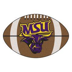 NCAA Minnesota State University - Mankato Football Mat