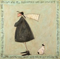 All The Things We Say When We're Not Speaking | Sam Toft