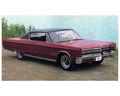 Chrysler 300 - 1968