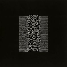 'Unknown Pleasures': The story behind Joy Division's iconic album cover. via Dangerous Minds