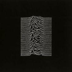 'Unknown Pleasures': The story behind Joy Division's iconic album cover. via Dangerous Minds