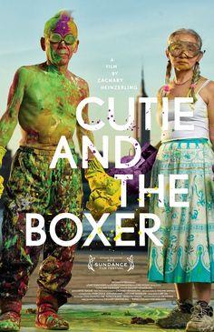 Cutie and the Boxer (2013) | Un ego ciego de creatividad... Les presento a Ushio Shinohara, artista pop japones afincado en Nueva York desde la...