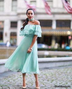 Прощальный летний привет: платья — Мой милый дом #платье #лето #мода