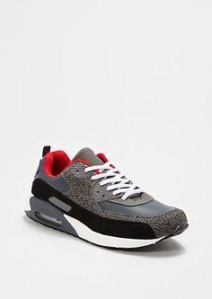 Gray Elephant Skin Sneaker | rue21