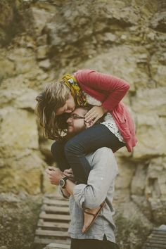 Sincerely, Kinsey: B + K   Engaged – Such a great photo. Find you home... your heart will be there.