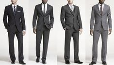 a4489a9e026 Business Casual VS Business Professional. Business Attire For MenBusiness  ...