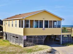 SANDY FEET | South Nags Head Rentals | Outer Banks Vacation Rentals | Outer Banks Rentals Semi-Oceanfront