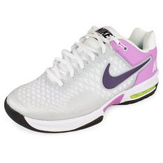Nike Women's Air Max Cage Tennis Shoes $115.00