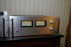 """Pioneer - SPEC2 Vintage Stereo Power Amplifier"" !...  http://about.me/Samissomar"