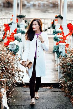 j.crew jacket #christmas | sarah vickers