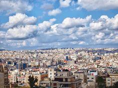 Beautiful Amman, Jordan