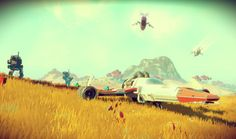 No Man's Sky Update 1.04 Is Live On PS4 Fixes Bugs & Improves Stability #Playstation4 #PS4 #Sony #videogames #playstation #gamer #games #gaming