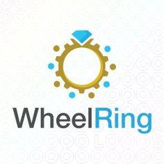 Exclusive Customizable Logo For Sale: Wheel Ring | StockLogos.com