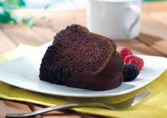 Deliciously Moist Chocolate Cake| Recipes with SPLENDA® Sweetener Products  This cake is amazing!!