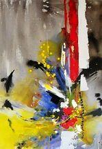 Con Pasion by Majo  $1,600.00  Acrylic on Canvas