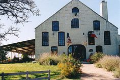 Becker Vineyards in Texas Hill Country