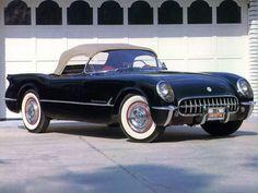 Corvette 1955
