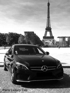 Mercedes Classe C Pack AMG à votre disposition #paris #Luxury #Cab  #chauffeur #Privé #Mercedes #AMG