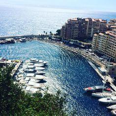 #PortHercule  by agniya_m from #Montecarlo #Monaco