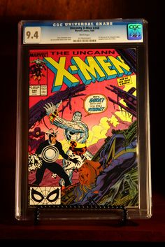 FF The Uncanny X-Men NM with Card Sun City Games!!! X-23-006