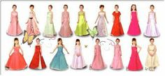 All kinds of Flower Girl Dress, There must be your little angel's beloved. www.dressescomeon.com
