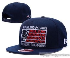 Cheap Wholesale New England Patriots Snapback Hats Super bowl champions for slae at US$8.90 #snapbackhats #snapbacks #hiphop #popular #hiphocap #sportscaps #fashioncaps #baseballcap