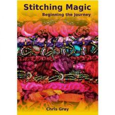 Stitching Magic - Beginning the Journey