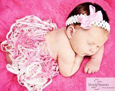Cotton Candy Baby Tutu  knitbysarah  stitches by by Knitbysarah, $25.00