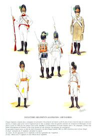 MINIATURAS MILITARES POR ALFONS CÀNOVAS: UNIFORMES del ejercito de AUSTRIA,(2),en las guerras NAPOLEONICAS, fuente = EDICIONES QUATOUR.