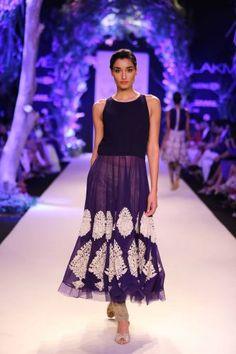 Manish Malhotra Collection at Lakme Fashion Week 2014