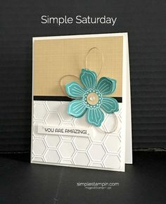 Simple Saturday...a formula day! - Simple Stampin