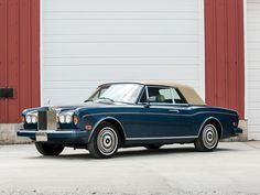 1985 Rolls-Royce Corniche Drophead Coupe by Mulliner Park Ward   Hershey 2015   RM Sotheby's