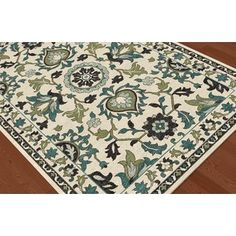 Shop for Alise Brantley Traditional Oriental Green Area Rug (7'10 x 10'3). Get free shipping at Overstock.com - Your Online Home Decor Outlet Store! Get 5% in rewards with Club O!