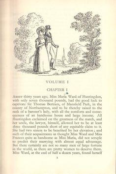 Jane Austen / MANSFIELD PARK