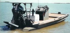 Building a boat for Texas flats. - Boat Design Forums