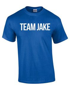 Pin for Later: Gift Guide: 400+ Pop Culture Presents  Team Jake Shirt ($19)
