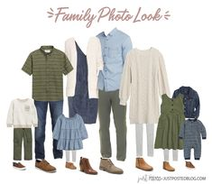 Fashion Look Featuring Old Navy Maternity Pants and Old Navy Boys' Pants by justposted - ShopStyle Family Portrait Outfits, Fall Family Photo Outfits, Matching Family Outfits, Winter Outfits, Family Portraits, Family Picture Clothes, What To Wear Fall, How To Wear, Winter Family Photos