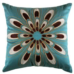 I pinned this Passiflora Cushion from the Barrie Benson Interior Design event at Joss & Main!