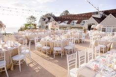 L'Auberge Del Mar Wedding | Katie and David San Diego Wedding Venues, Place Settings, Wedding Centerpieces, Tablescapes, Table Decorations, Gallery, Places, David, Outdoor