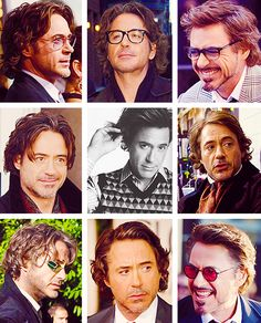 Robert Downey Jr. hair appreciation post
