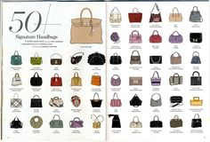 Great tutorials for a variety of bags!
