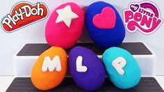 www.youtube.com/user/disneytoybox?sub_confirmation=1 DisneyToyBox presents My Little Pony Surprise Eggs Made of Play Doh filled with MLP Toys. We have gotten a lot of requests for more My Little Pony surprise eggs, and blind boxes, so today we start with the MLP playdoh surprise eggs! #Mylittlepony #MLP #playdoh #surprise #Toys