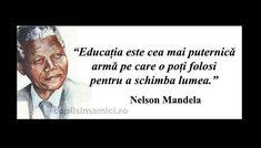 Mesaje despre educaţie - Căutare Google Nelson Mandela, Google