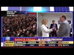 Karl Rove's election night melt-down over Ohio results on Fox News BAGGAS,,, GET OVER IT !!