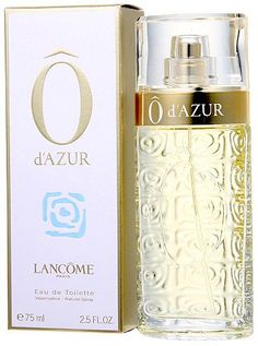 O D'Azur perfume for Women by Lancome