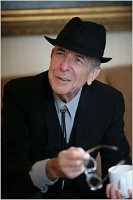 Leonard Cohen Returns to the Road, for Reasons Both Practical and Spiritual - NYTimes.com