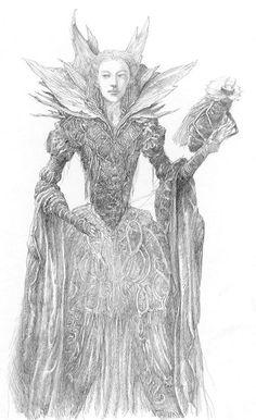 The Fairy Sketch Books of Ian McCaig, Alan Lee, Charles Vess, and Terri Windling: Endicott Studio for Mythic Arts Alan Lee, Walt Disney, Disney Art, Tolkien, Fairy Sketch, Character Design References, Faeries, Troll, Art Drawings