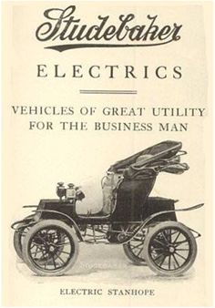 See The Early Electric Automobile Manufacturers From Ajax To Woods