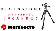 Manfrotto 190XPRO3 : Recensione completa in Italiano